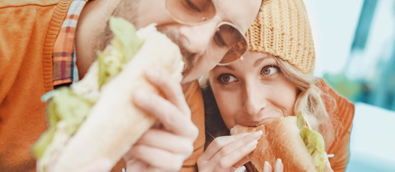 Your spouse bring along themselves healthy or unhealthy lifestyle